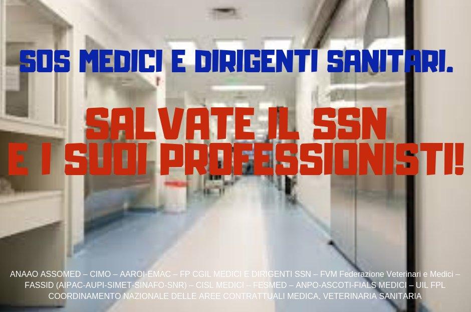Salvate il Servizio sanitario nazionale e i suoi p...