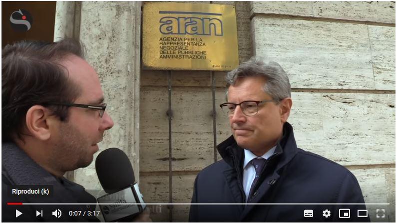 Incontro Aran, intervista video al Presidente FVM