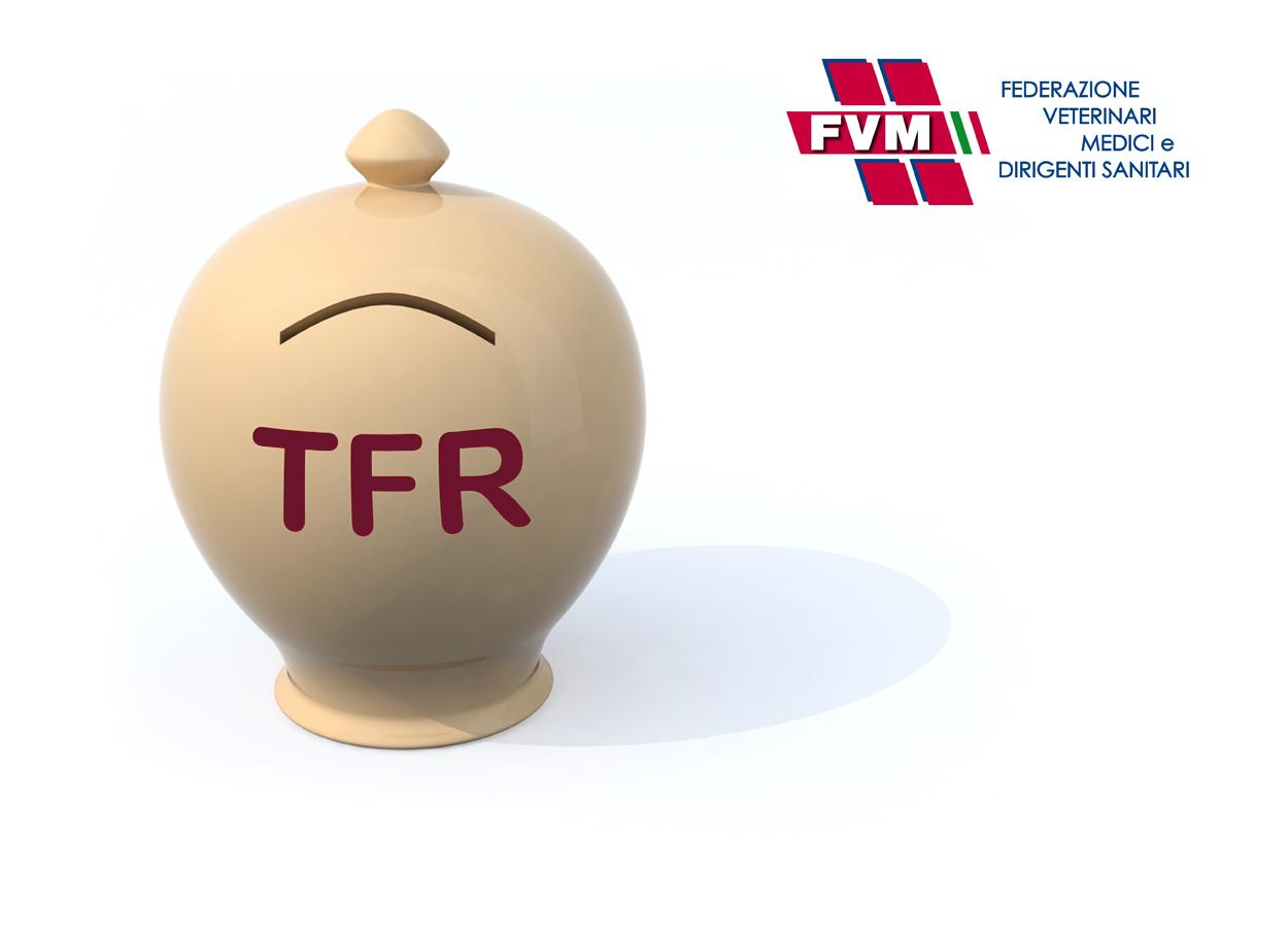 ANTICIPO DEL TFR. Confermata per il 2021 la convenzione FVM a condizioni di estremo favore