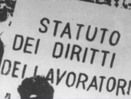 50° anniversario dello Statuto dei Lavoratori