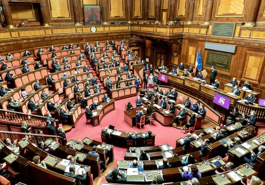Via libera allo scudo penale in sanità in Senato, il testo va alla Camera